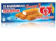 15 Barrinhas Ómega 3