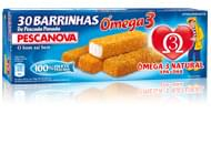 30 Barrinhas Ómega 3