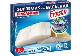 Supremas de Bacalhau